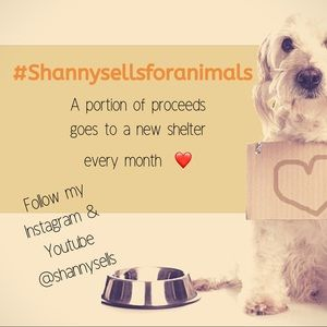 #Shannysellsforanimals #adoptdontshop ❤️
